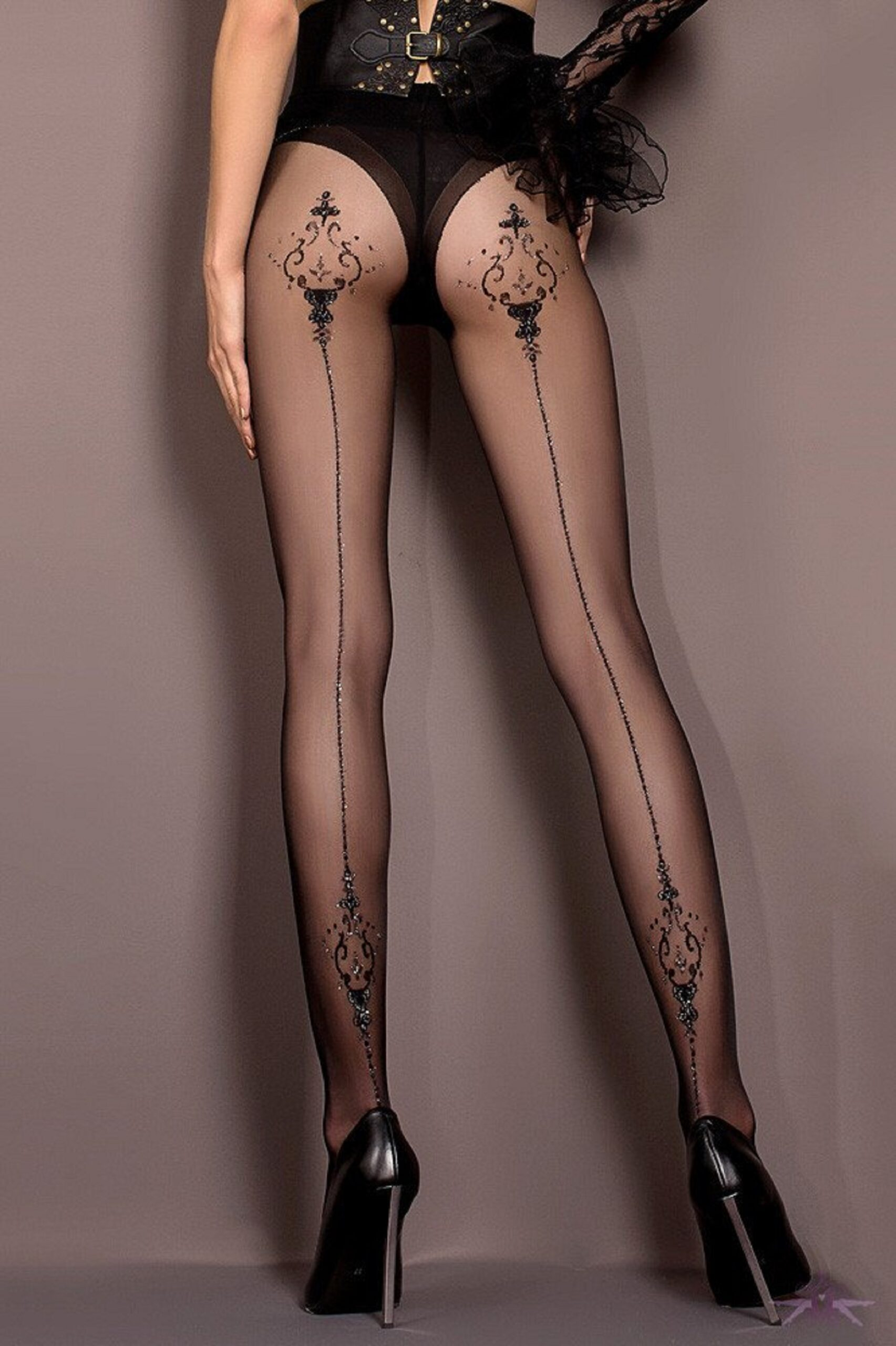 Ballerina hosiery at Mayfair Stockings www.mayfairstockings.com