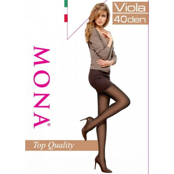 Viola 40 den mustad