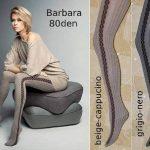 Barbara mõlemad värvid