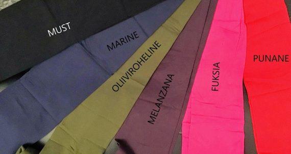 Lores Concorde värvilised