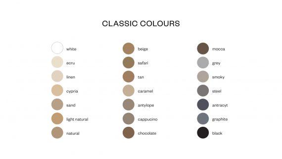 FIORE COLOUR PALLETTE_classic colours