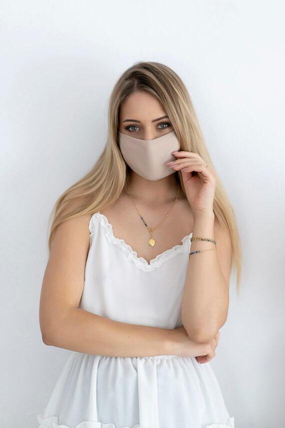 Mask beež